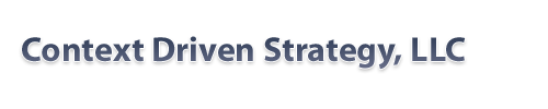 Context Driven Strategy, LLC